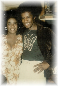 Lillie Alford and Haywood Smith  70's Flavor Personified